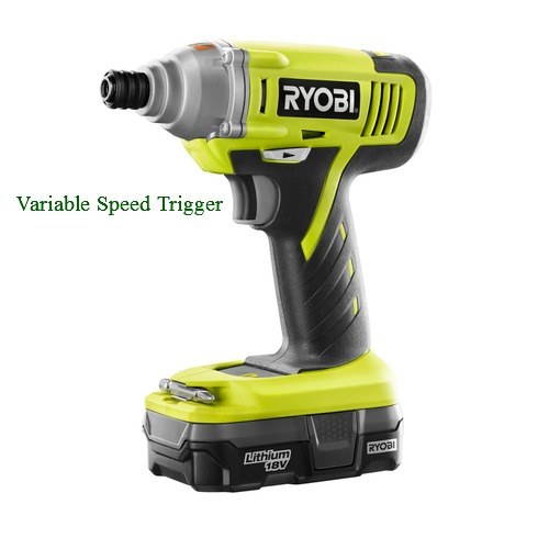 impact driver  trigger