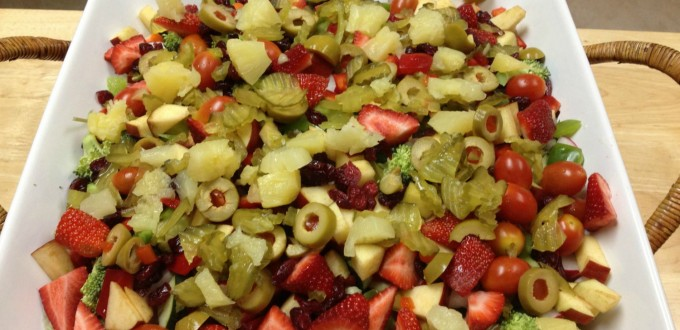 Traceys Salad
