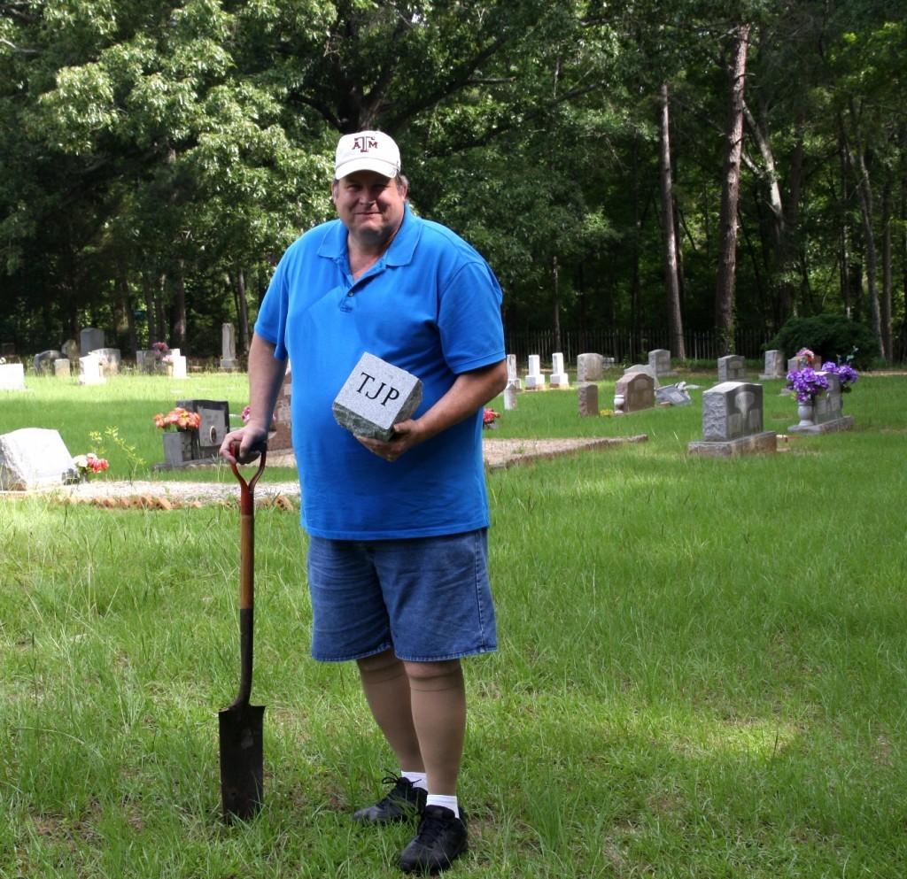 diggin in the graveyard
