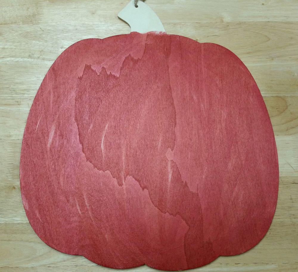 first coat pumpkin