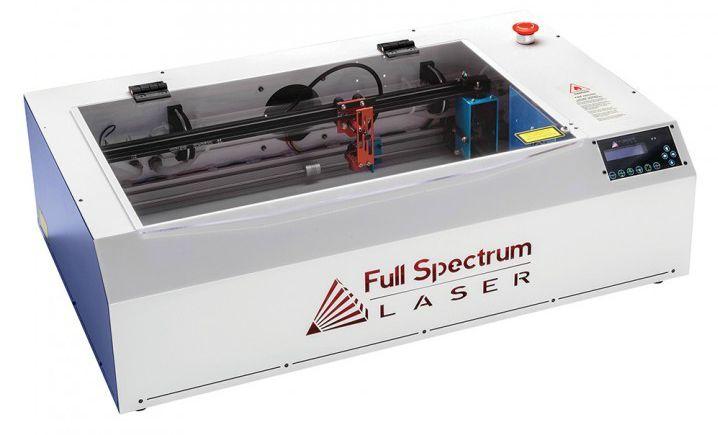 full specturm laser